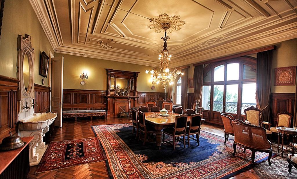 Historical Palace on Bosphorus