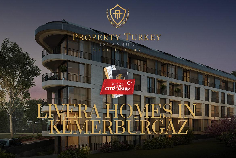 Livera Homes in Kemerburgaz