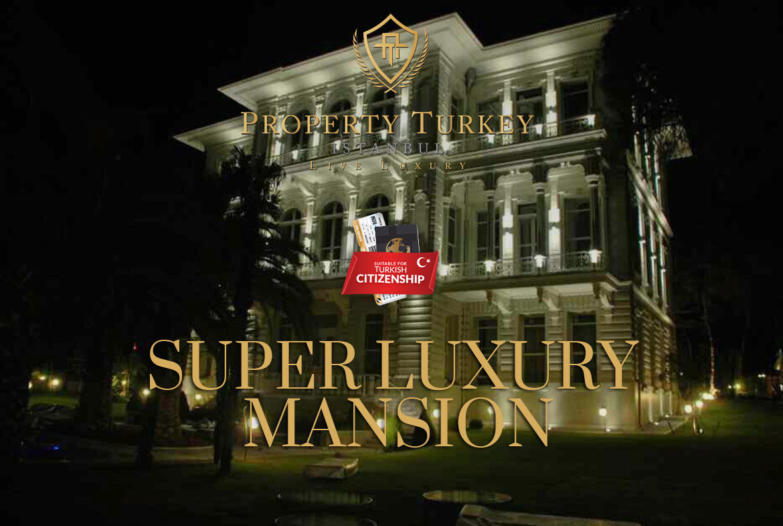 Super Luxury Mansion