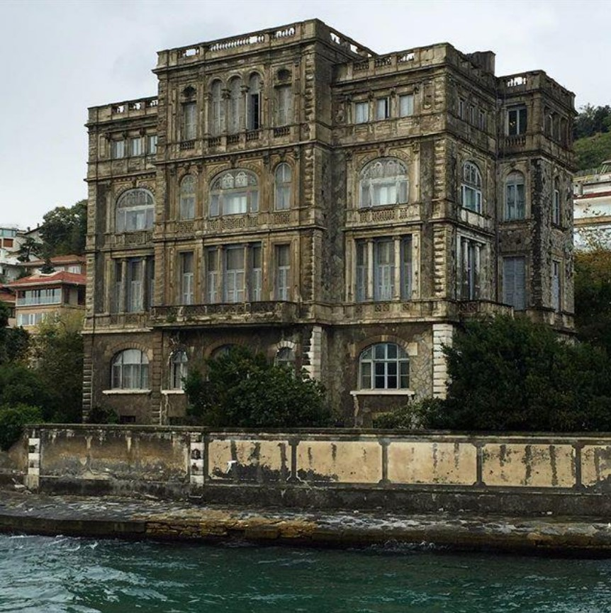 Bosphorus Mansion Iconic Luxury in Turkey