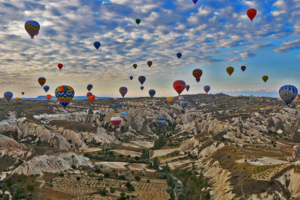 Best Places in Turkey Cappadocia