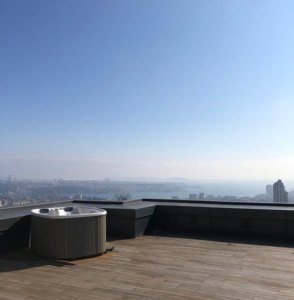 Istanbul Penthouse Trump Towers 35-36th Floor