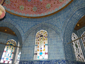 Best Places in Turkey Topkapi Palace
