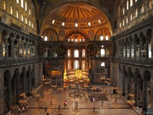 Best Places in Turkey Hagia Sophia
