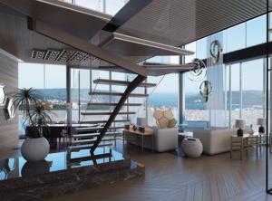 Maslak Penthouse Istanbul