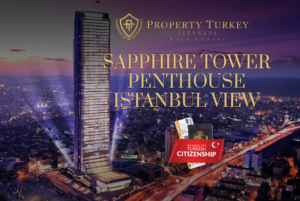 Istanbul Penthouse - Sapphire Towers