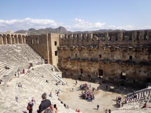Best Places in Turkey Aspendos