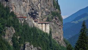 Best Places in Turkey Sumela Monastery